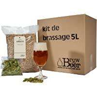Brewandbeer Juego para fabricar cerveza de abadía (5