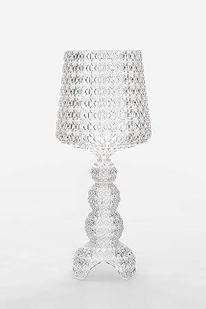 Kartell 9200 B4 Mini Kabuki Lampe Cristal Amazon Fr Luminaires Et