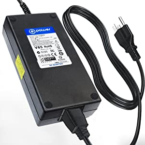 T POWER 150w~180w Ac Dc Adapter Charger Compatible with Dell Inspiron One 2020 2305 2320 2205 All-in-one Pc Series Inspiron 20 3000 3048 3045 23 7000 2350 AIO Touchscreen Desktop Power Supply Cord