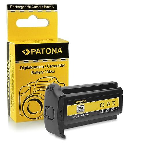 17 opinioni per Batteria NP-E3 per Canon EOS-1D | EOS-1D Mark ll | EOS-1D Mark ll N | EOS-1Ds |