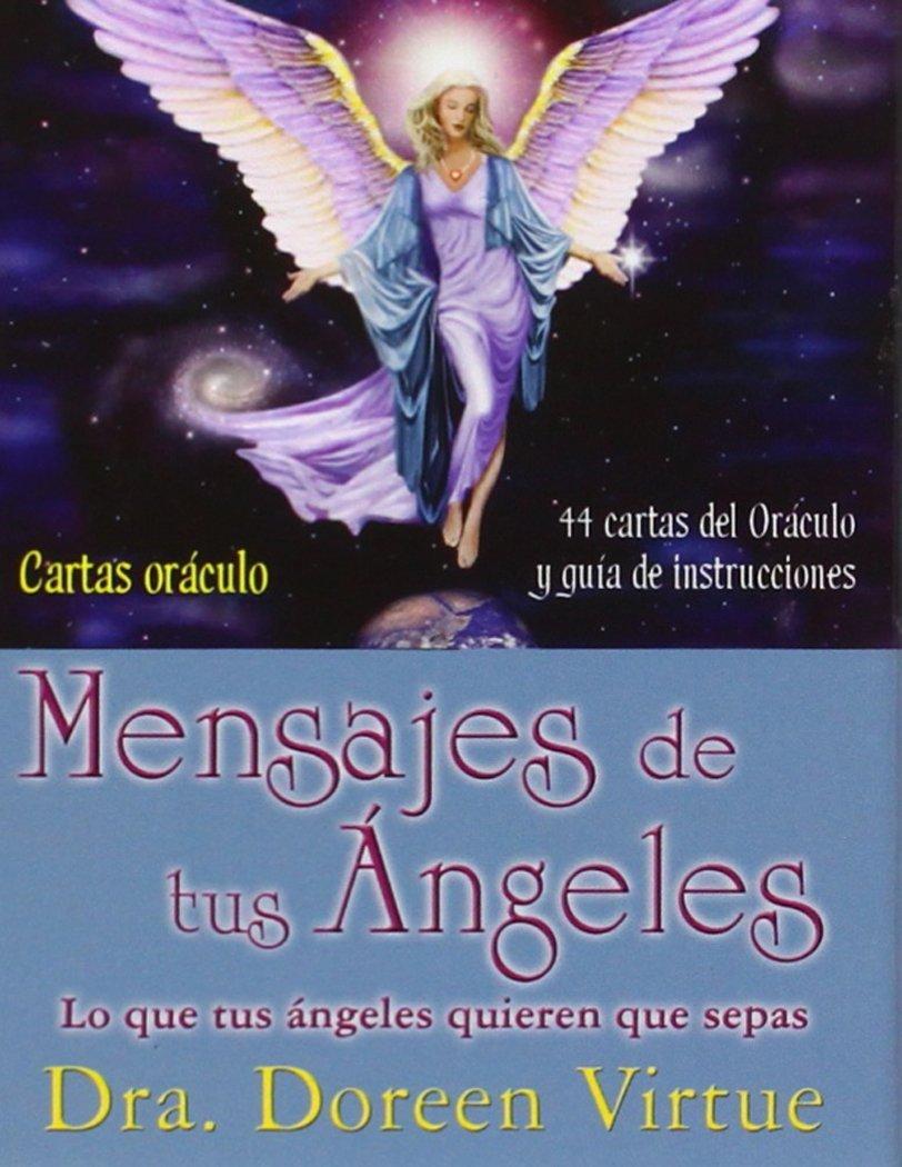 Mensajes De Tus Ángeles Tarot y adivinación de Doreen Virtue ...