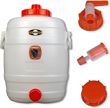 Speidel Getränkefässer Rund 60 Liter ohne Zubehör
