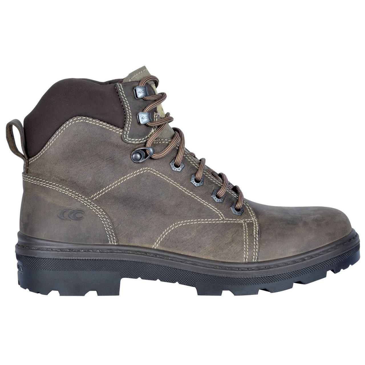 Gris Cofra 25510-000.W46 Chaussures de s/écurit/é Land Bis S3 SRC Taille 46