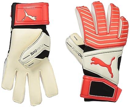 ff2f875aced0 Amazon.com : PUMA One Grip 17.2 RC Goalkeeper Glove : Sports & Outdoors