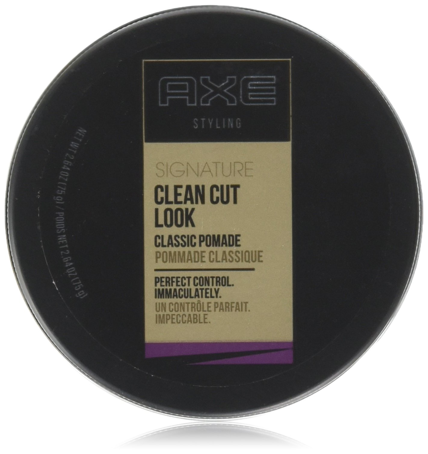 Axe Clean-Cut Look Pomade, 2.64 oz