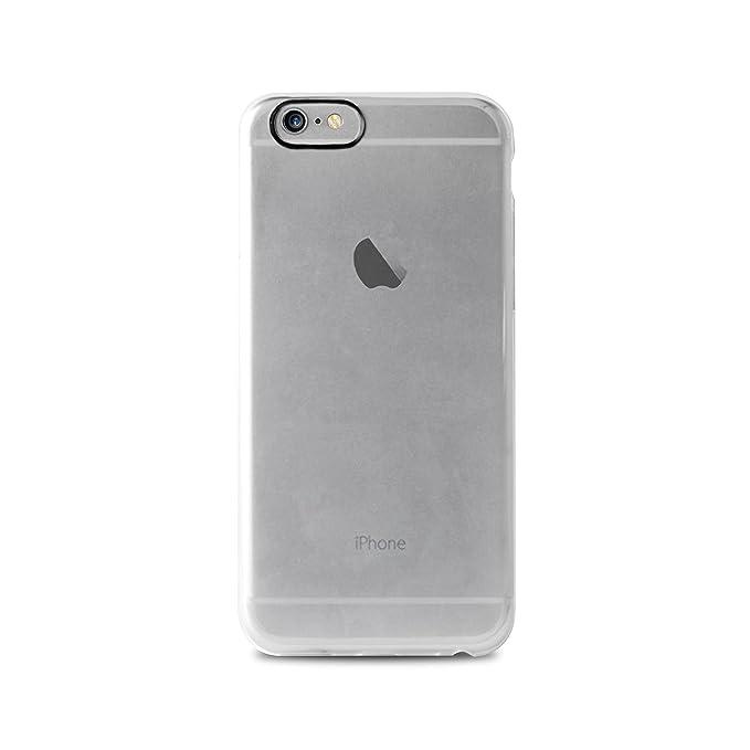 """78 opinioni per Puro Cover Silicone Plasma per iPhone 7 da 4.7"""" Ultra Flessibile Slim"""