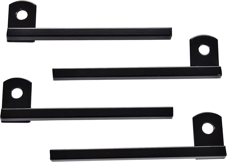 4-Pack Grisham Flush-Mount Window Bar Brackets
