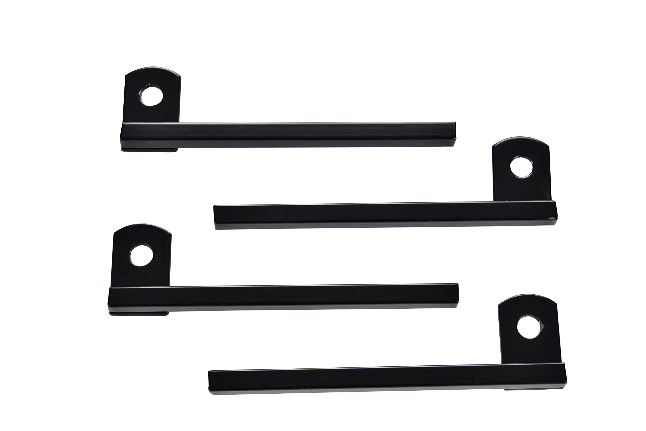 Grisham Flush-Mount Window Bar Brackets (4-Pack)