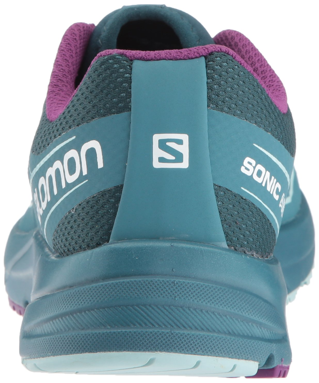 Salomon Women's Sonic Aero W L39849400 Trail Runner B01NBB949M 11 Juice B(M) US|Reflecting Pond/Mallard Blue/Grape Juice 11 ea288e