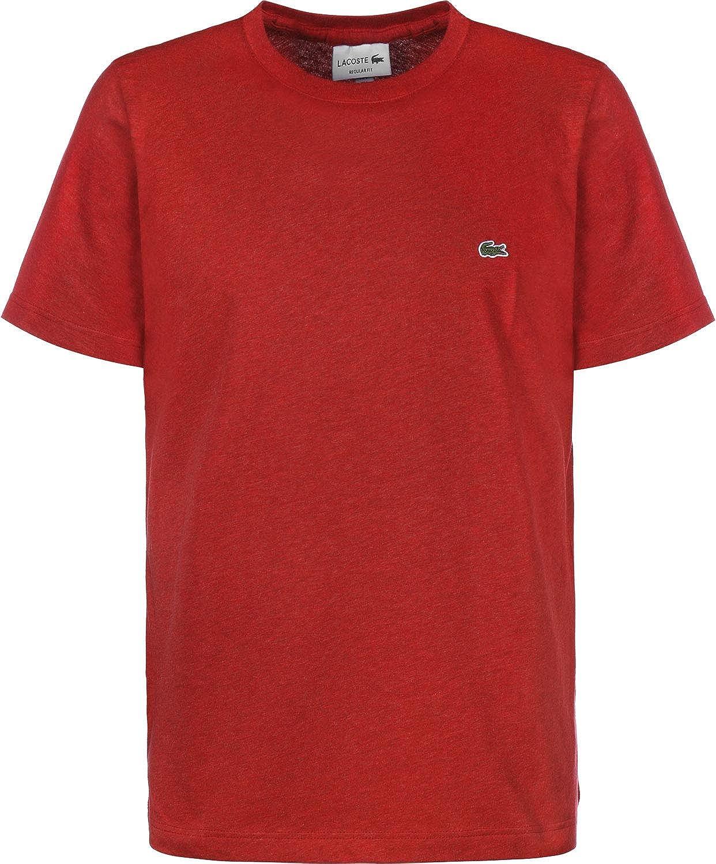 Tshirt taille Col tee 9qamedium4 clusi Shirt Th2038 Normale Homme T Lacoste Basique Chine monsieur Rond A54Lqj3R