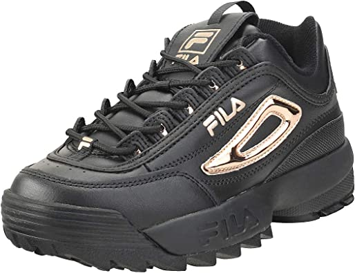 Fila Ray Femme Baskets Mode Metallic: : Chaussures