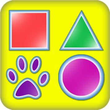 shapes kids games for