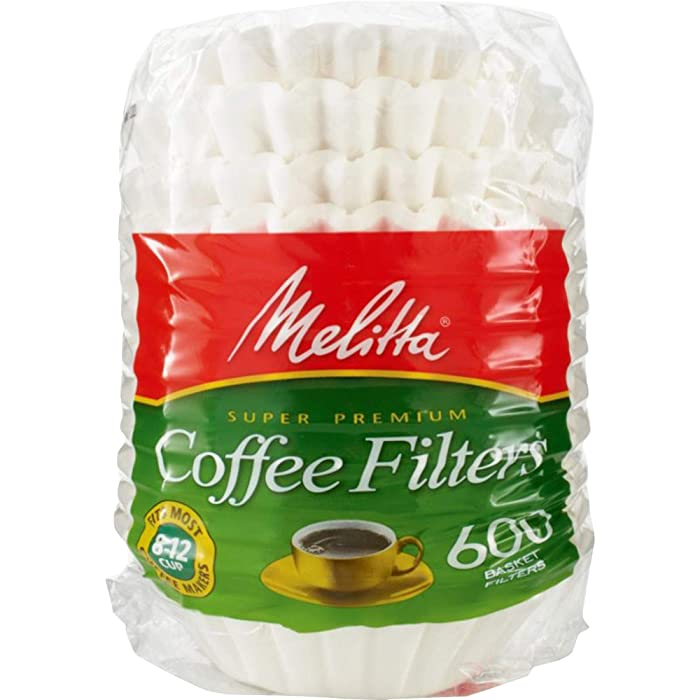 Top 10 Melitta Basket Style Coffee Filter