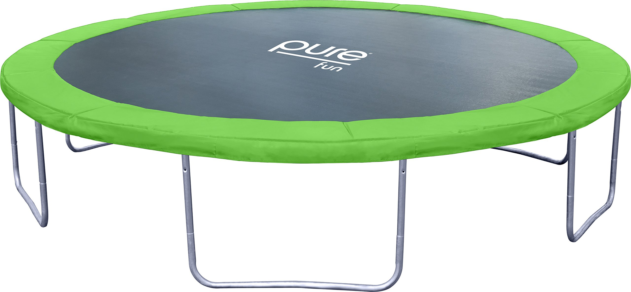 Pure Fun Dura-Bounce 14-Foot Outdoor Trampoline
