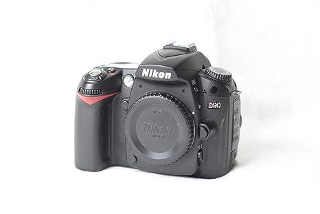 Nikon D90 Cuerpo de la cámara SLR 12.9MP CMOS 4288 x 2848Pixeles ...