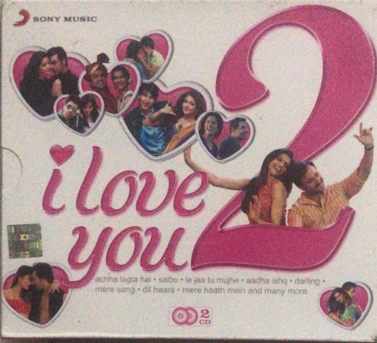 Buy I Love You 2 Hindi Songs 2 Disc Online At Low Prices In India Amazon Music Store Amazon In Over 45 million songs to suit every mood and occasion. buy i love you 2 hindi songs 2 disc