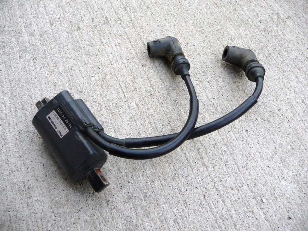 Yamaha Banshee 350 Electrical Ignition Coil Spark Oem Free Wiring Diagram Factory Wires 1987 2006 Automotive