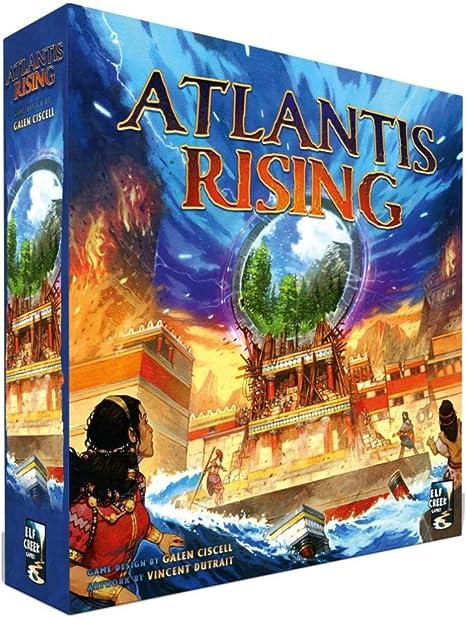 Juego de Mesa Elf Creek Games Atlantis Rising 2nd Edition: Amazon.es: Juguetes y juegos