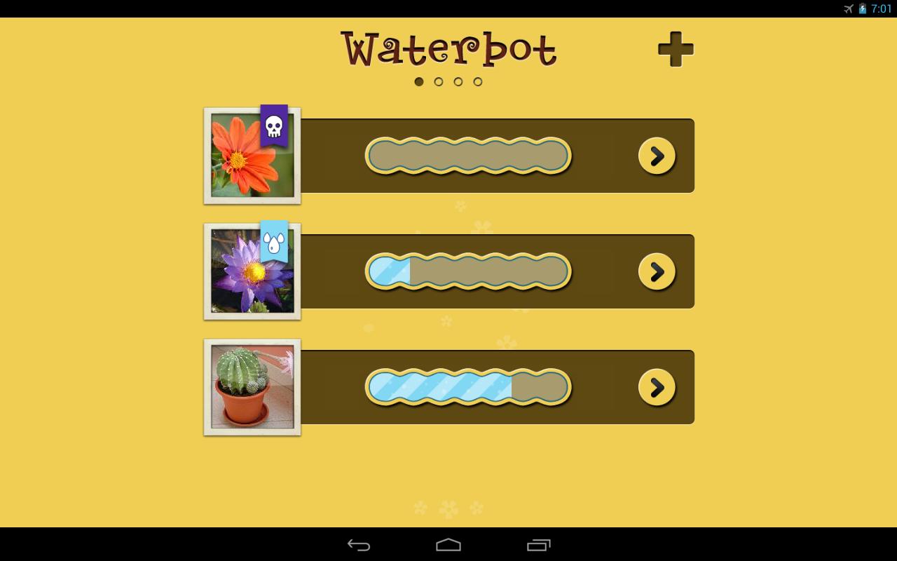 Resultado de imagem para waterbot