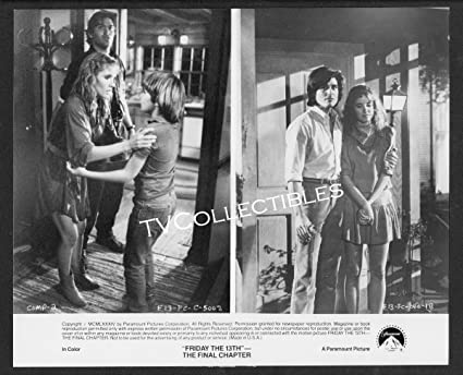Amazoncom Photo Friday The 13th Final Chapter Kimberly Beck