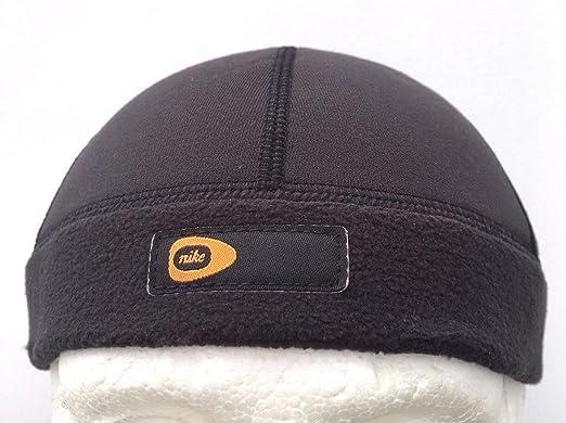 Nike - Gorro de Punto - para Mujer Negro Negro Talla única: Amazon ...