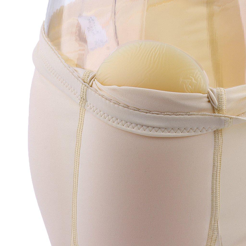 Sharplace Sharplace Sharplace Damen Unterhosen mit Push-up Bodyshaper Padded Shapewear Unterwäsche Briefs Mieder Panty Slips B07CBRLQDZ Bikinis & Größenslips Kunde zuerst e5b246
