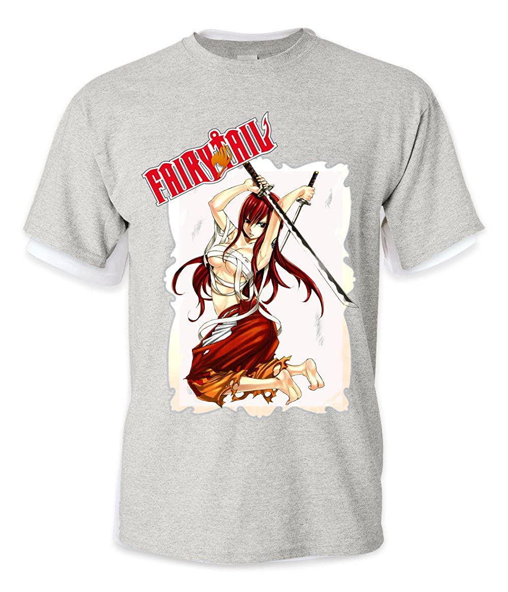 WallScrollPosters Fairy Tail Anime Unisex T-Shirt Tshirt FairyTail-22/_Parent