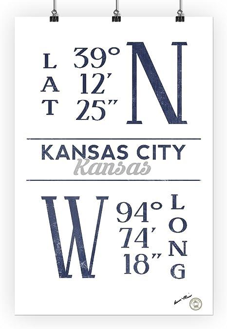 11x14 Kansas Grow Here Print