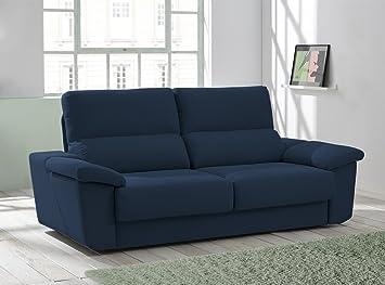 Sofá de 3 plazas Modelo Kuga Serie Freedom: Amazon.es: Hogar