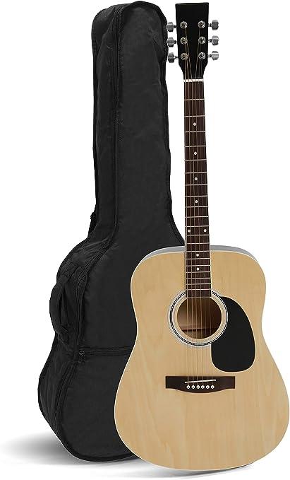 Navarra NV32 - Guitarra acústica: Amazon.es: Instrumentos musicales