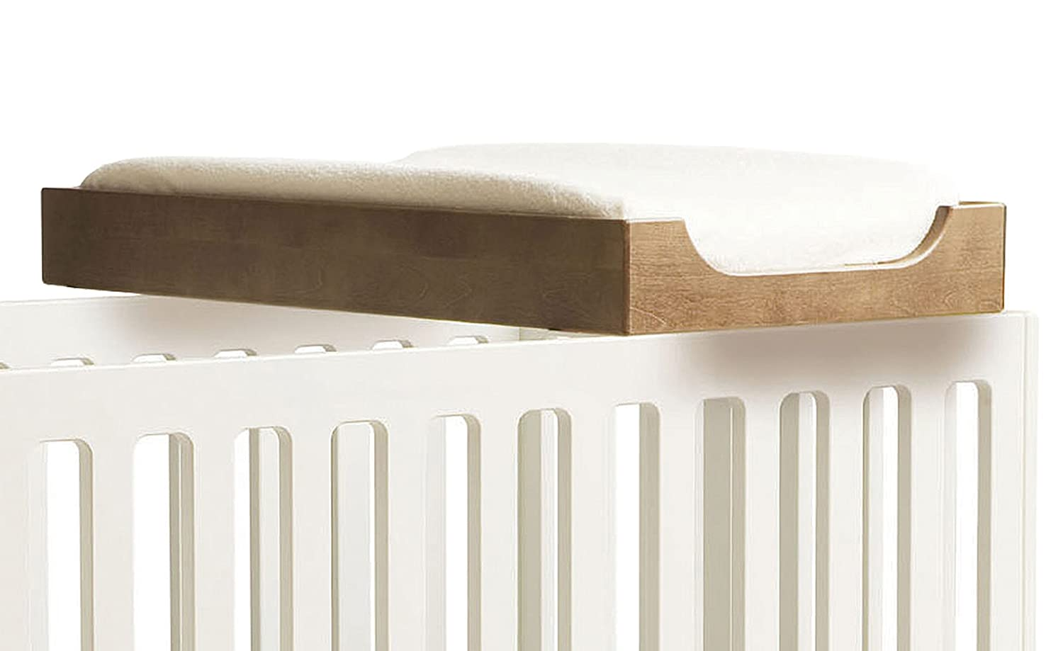 Amazon.com : Oeuf Changing Station, Walnut (Discontinued By Manufacturer) : Changing  Tables : Baby