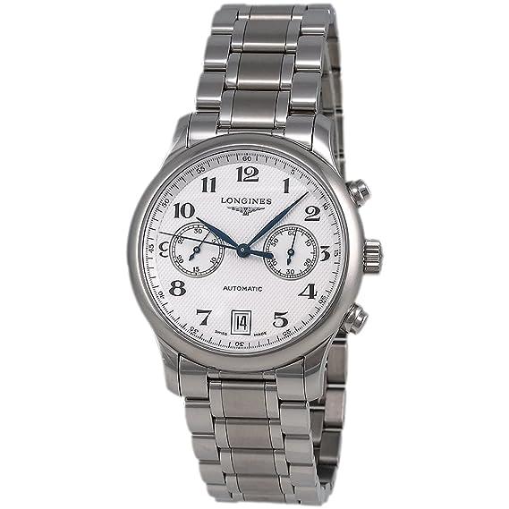 Longines Master Collection l2.669.4.78.6 – Reloj de hombre