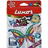 Luxor Magic color Pen (6+2 Pieces)