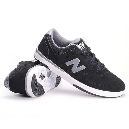 2ef0ea8980e22 New Balance Numeric Mens Stratford 533 Skateboard Sneaker NM533 (10.5,  Black/Grey): Amazon.ca: Shoes & Handbags