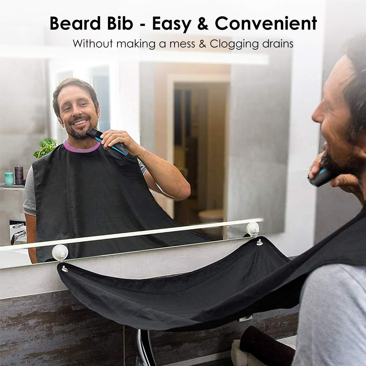 Beard Trimmer for Men, 11 In 1 Pro Hair Clippers Cordless Nose Hair Trimmer Kit