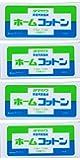 【4個】 タマガワ ホームコットン55枚入 (7.5cmX7.5cm)