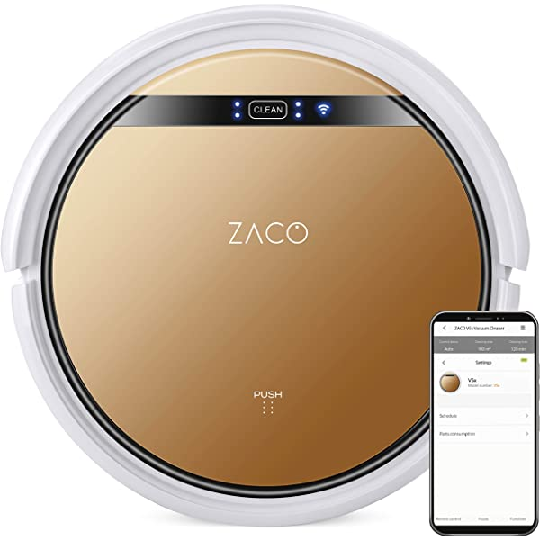 ZACO 501922 - Juego de Accesorios para V5sPro y V5x: Amazon.es: Hogar