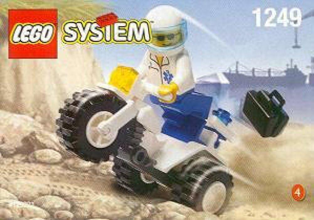 LEGO Shell Promo Town 1249 Tri-Motorbike
