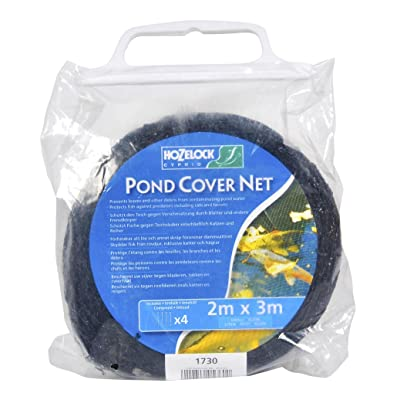 Hozelock Pond Cover Net, 3 m x 2 m : Mesh Fish Tank Cover : Garden & Outdoor