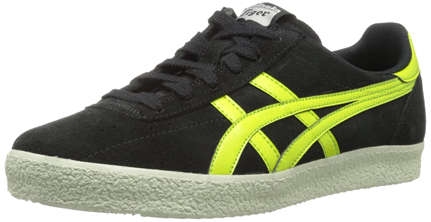 Amazon.com | Onitsuka Tiger Men's Vickka Moscow D3Q1L.9089 Lace-Up Fashion  Sneaker, Black/Lime, 10 M US | Fashion Sneakers