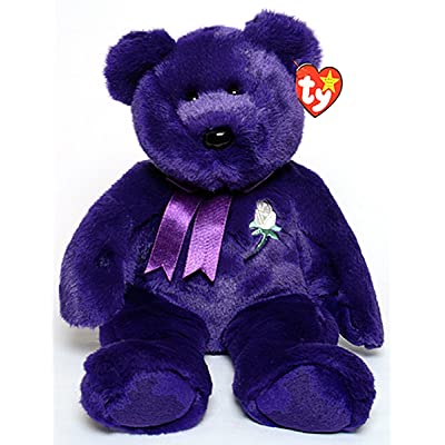 Beanie Buddy - Princess the Bear: Toys & Games