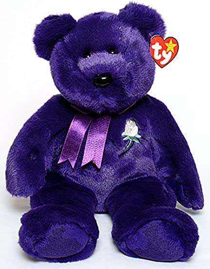 Amazon Com Beanie Buddy Princess The Bear Toys Games