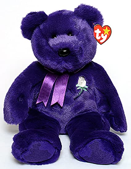 Amazon.com  Beanie Buddy - Princess the Bear  Toys   Games 3032df00acf