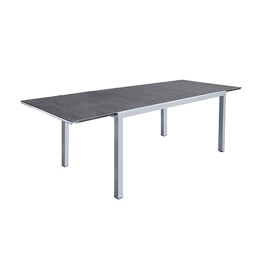 Avesta – Mesa extensible comedor mesa para balcón, terraza, para ...