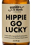 Hippie Go Lucky - A Mind-mellowing Grapefruit and Patchouli Aromatherapy Spray, Perfume, or Cologne