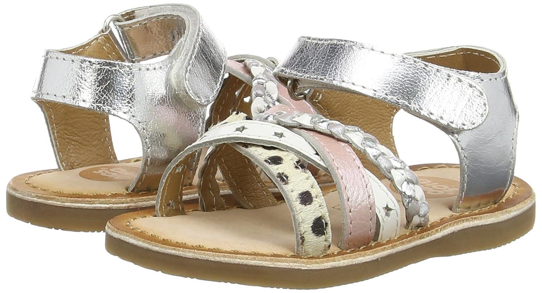 34b5f40c711 Gioseppo Ivy - Sandalias para niñas, Color Blanco, Talla 20: Amazon.es:  Zapatos y complementos