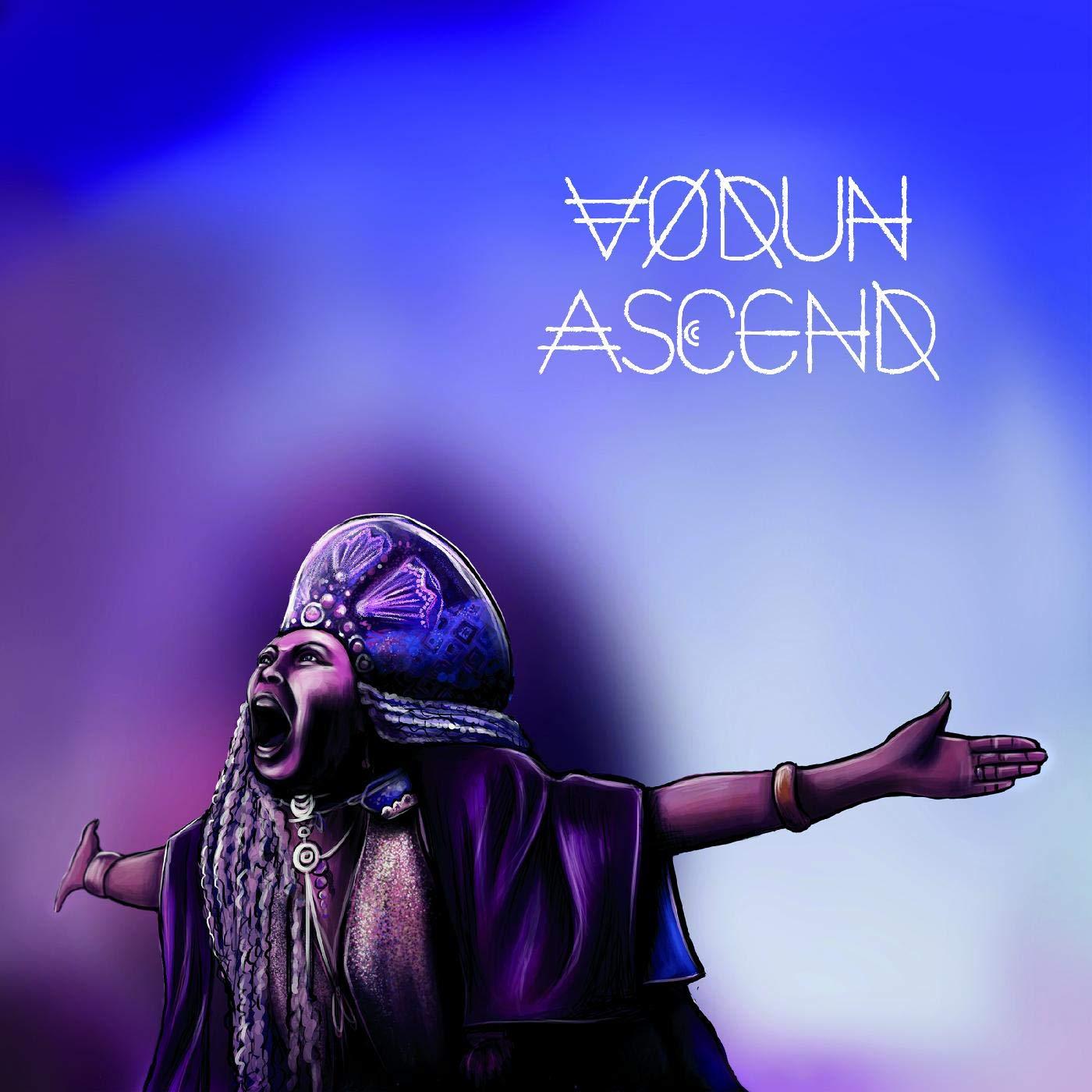 Vinilo : Vodun - Ascend (With CD, Digital Download Card)