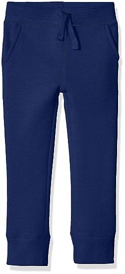 Amazon Essentials - Pantalón de chándal con forro polar para niño ...