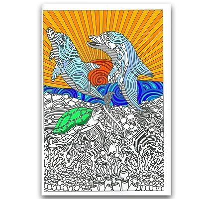 Buy Lisa Frank Adult Coloring Book Set -- 4 Premium Lisa Frank Coloring And  Activity Books For Adults Online In Indonesia. B01HYFFF4O