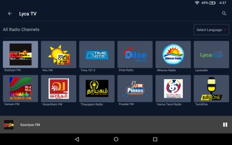 Amazon com: Lyca TV: Appstore for Android